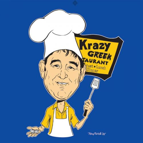 Krazy Greek Lunch and Dinner